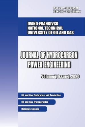 View Vol. 7 No. 2 (2020): JOURNAL OF HYDROCARBON POWER ENGINEERING